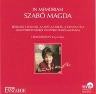 In memoriam Szabó Magda