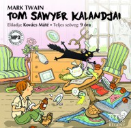 Tom Sawyer kalandjai