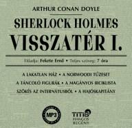 Sherlock Holmes visszatér I.
