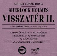 Sherlock Holmes visszatér II.
